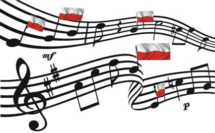 Znalezione obrazy dla zapytania wieczór pieśni patriotycznych